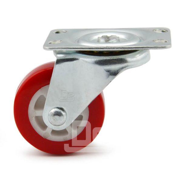 DS10-S-A1-PVC-light-duty-casters