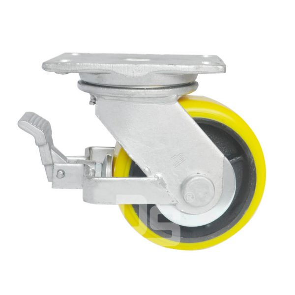 DS51-S-BK-A1-HUC-heavy-duty-casters
