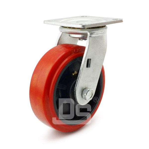Heavy-Duty-PVC-PP-Swivel-Plastic-Wheels-1