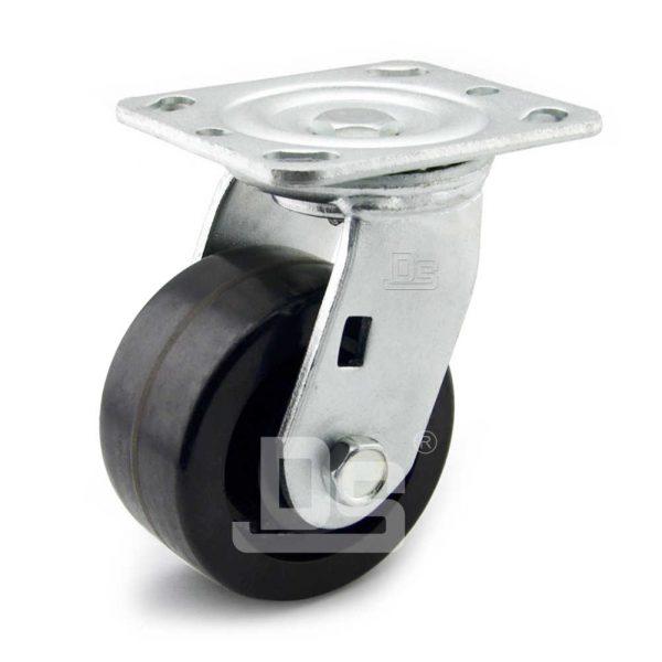 Heavy-Duty-Phenolic-150-Swivel-Caster-Wheels