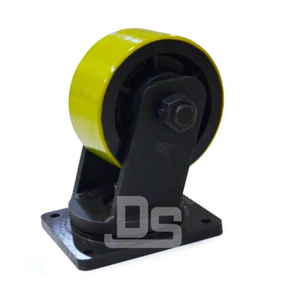 Heavy-Duty-Polyurethane-Cast-Iron-Core-Swivel-Caster-Wheels-1