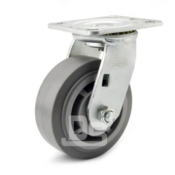 Heavy-Duty-TPE-Swivel-Plastic-Wheels-1