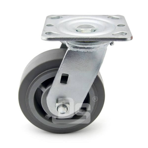 Heavy-Duty-TPE-Swivel-Plastic-Wheels-2