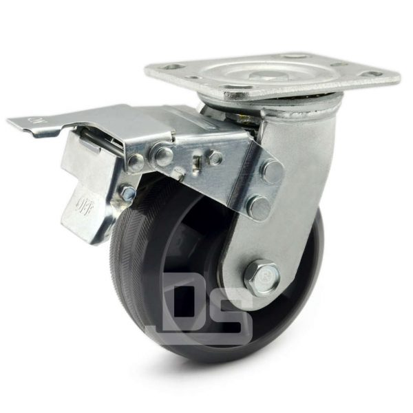 Nylon-Casters-With-Dual-Lock-Brake-1