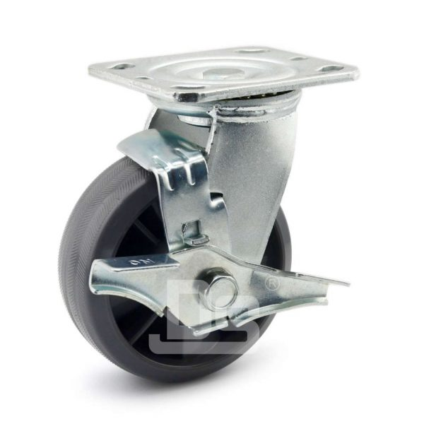 Nylon-Swivel-Casters-With-Brake-1