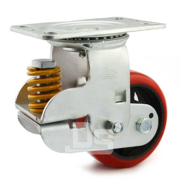 Spring-Shock-Absorbing-Swivel-Casters-1