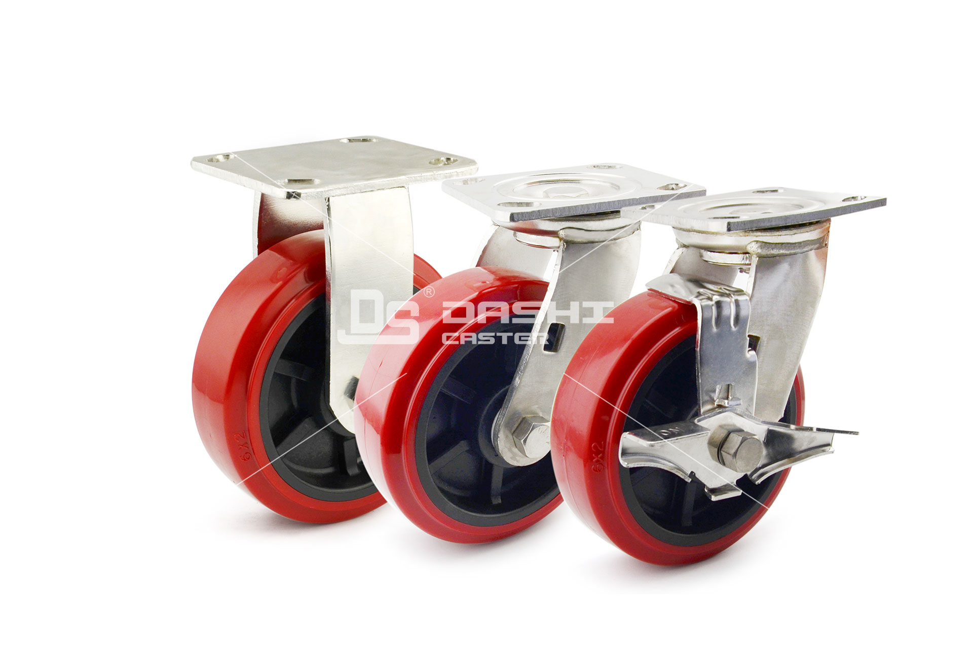 Stainless-Steel-Caster-Wheels