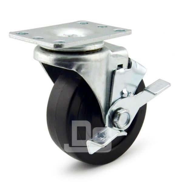 Super-Heavy-Duty-PP-Swivel-Plastic-Caster-Wheels-with-Side-Lock-Brake-1