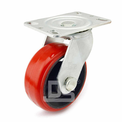 home-Heavy-Duty-Polyurethane-Cast-Iron-Swivel-Caster-wheels-1